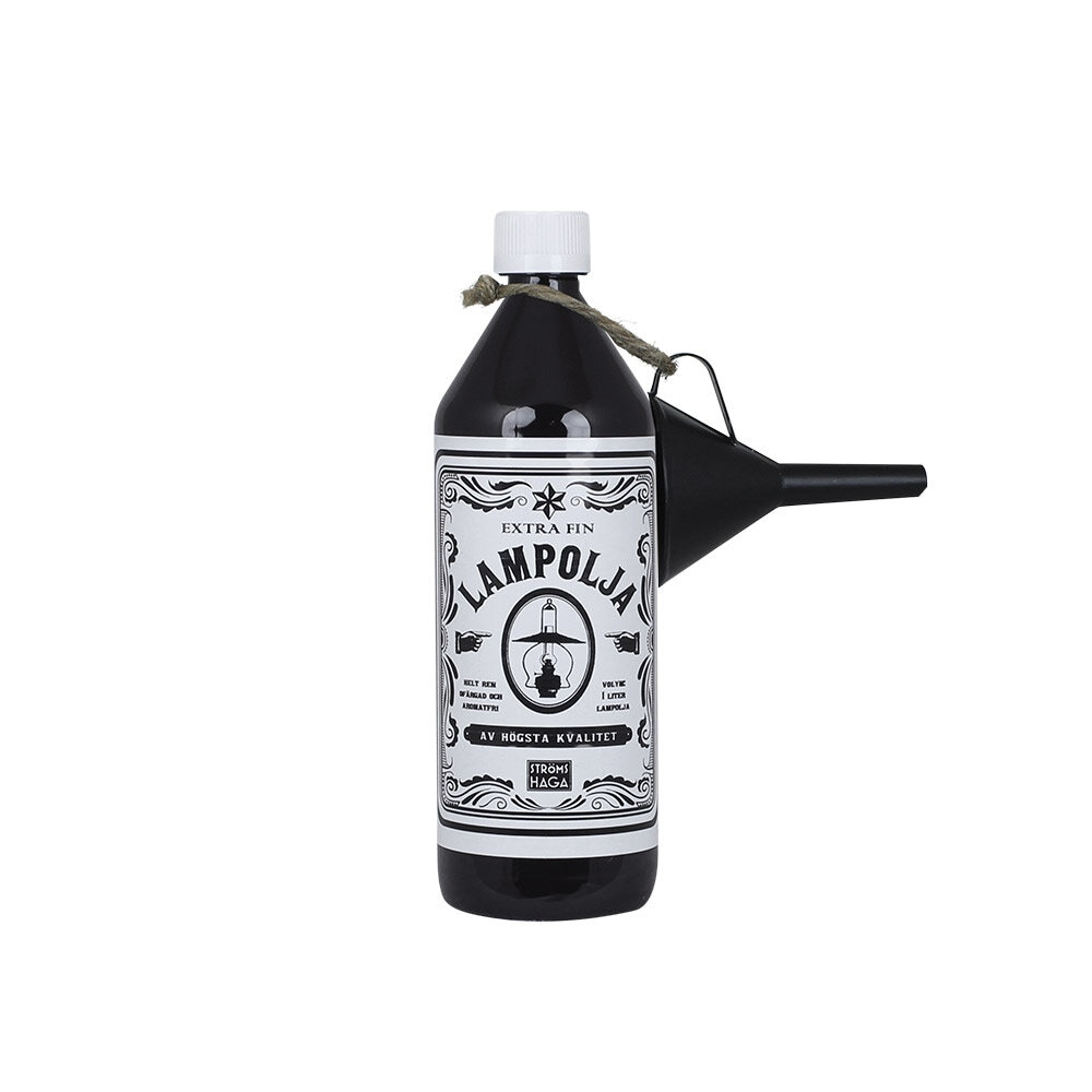 Lamp Oil 1 Liter and Funnel