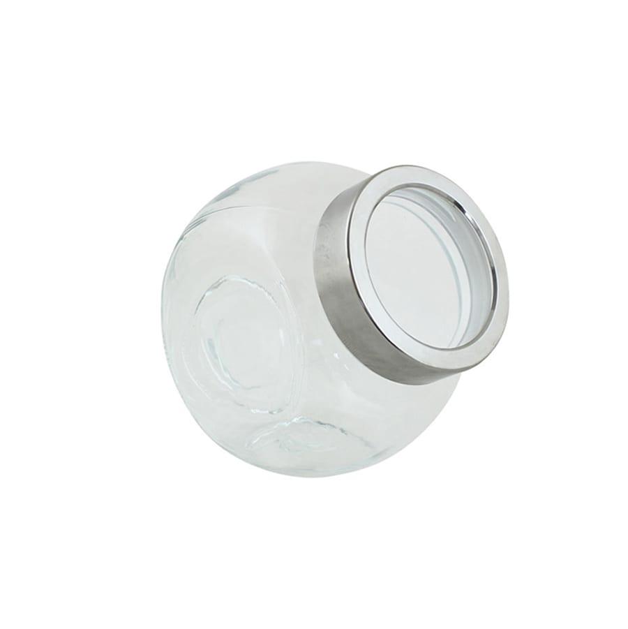 Glass Jar Ivar Medium