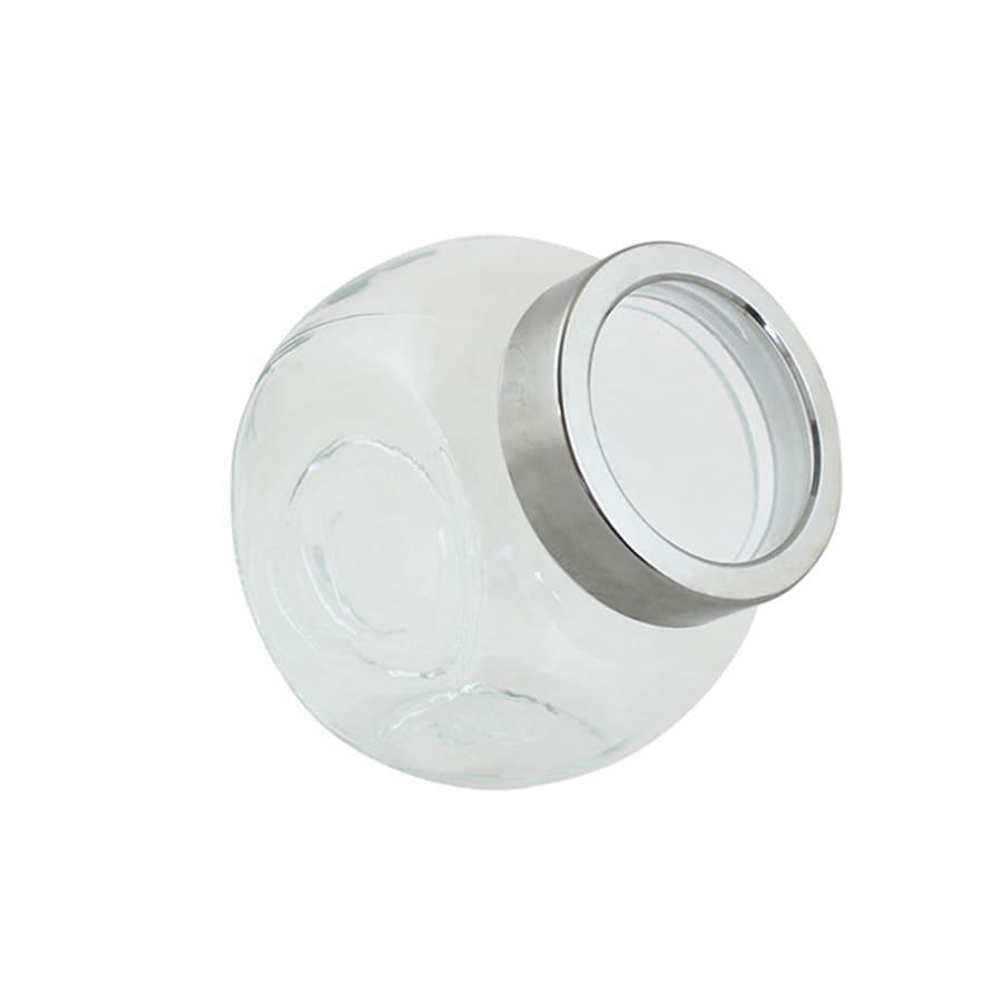 Glass Jar Ivar Large