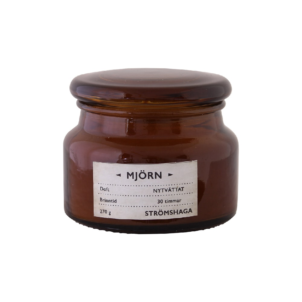 Scented Candle Mjörn Fresh Laundry 270g