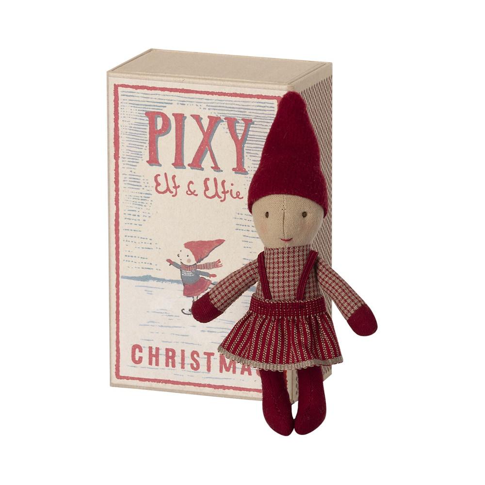 Pixy Elfie i Ask
