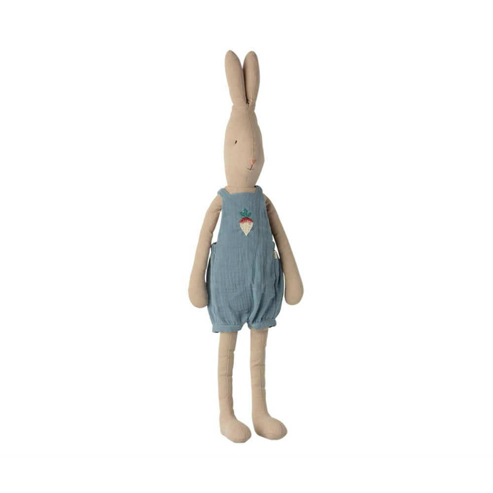 Rabbit Size 4 Overalls Light Blue