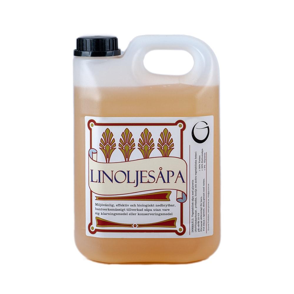 Linoljesåpa 2,5 L