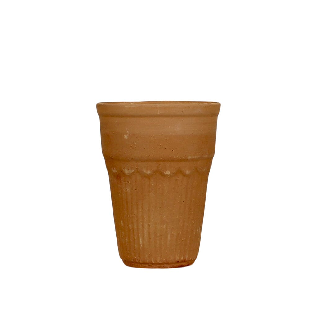 Small Clay Pot Large 6-pack