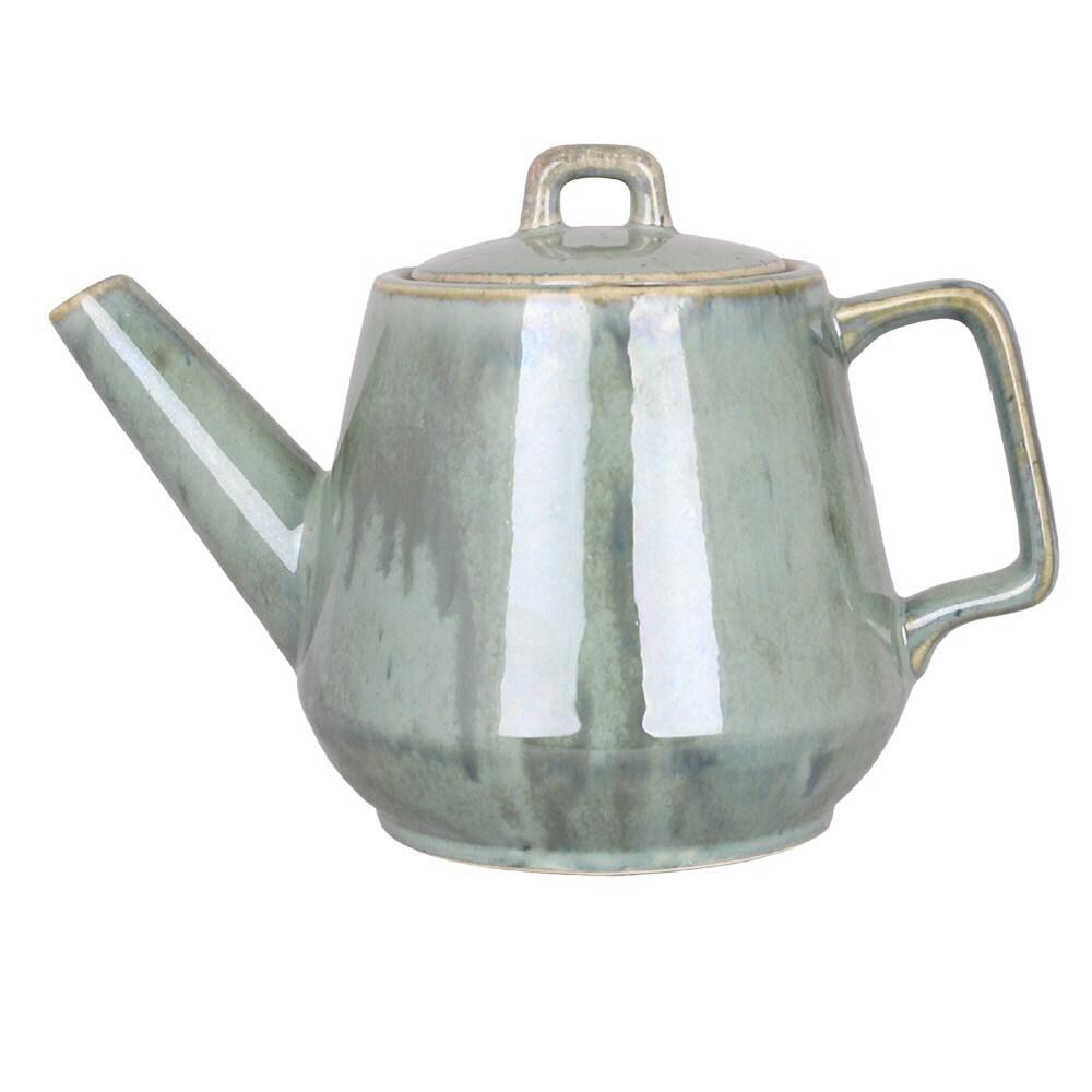 Teapot Einar Green