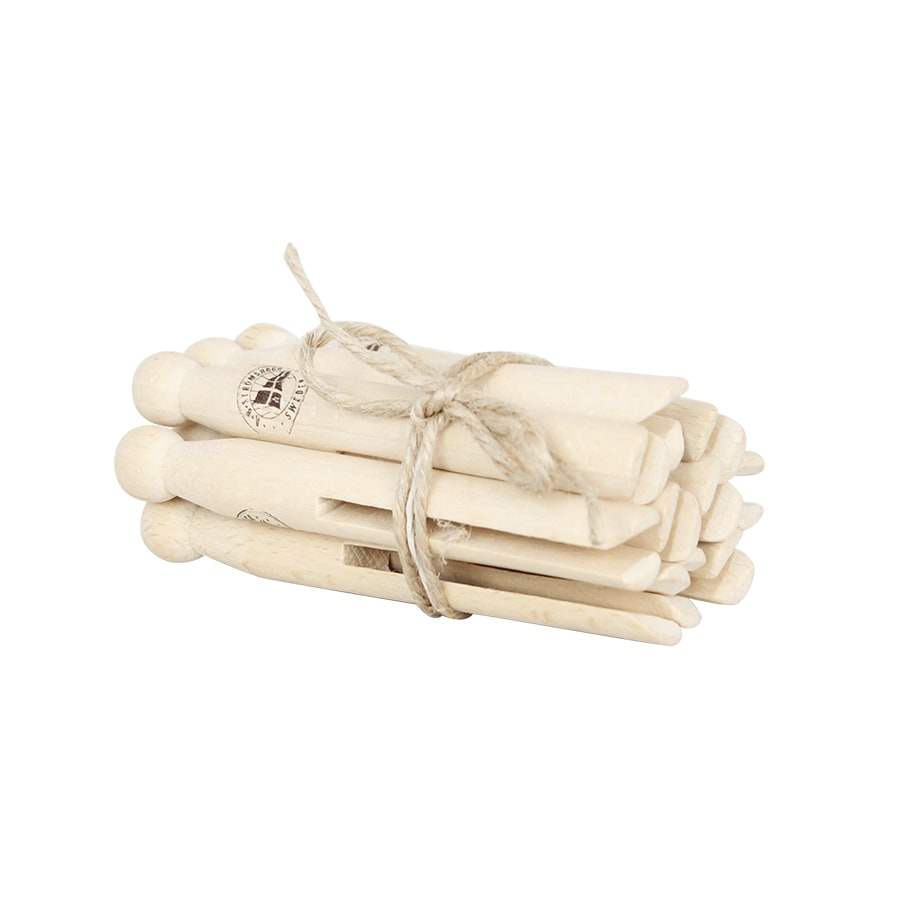 Wooden Pegs set of 10