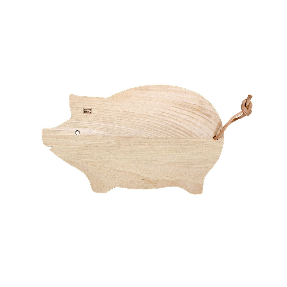 Cutting Board Pig