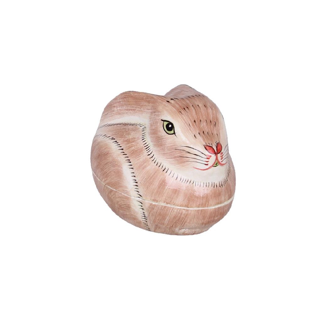 Lacquered Box Bunny Small