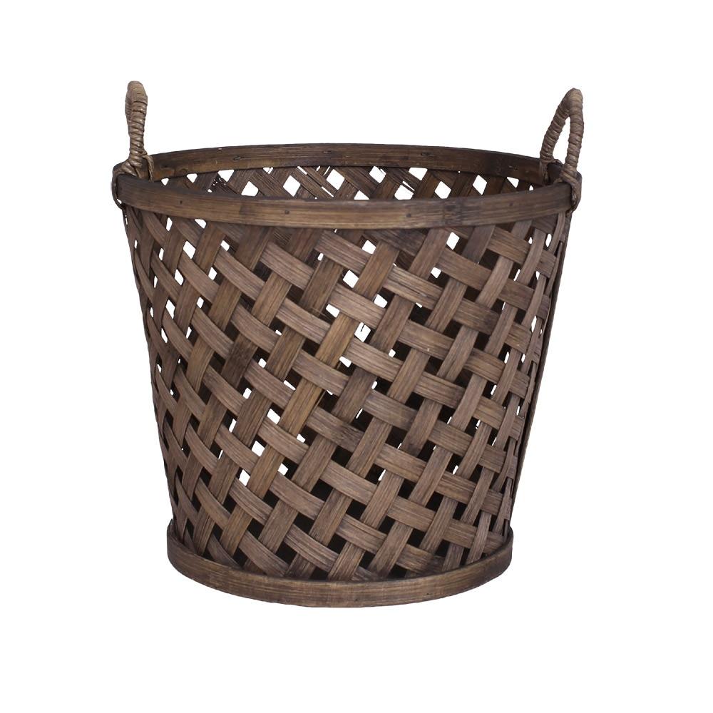 Coned Basket w. Handle Ida Medium