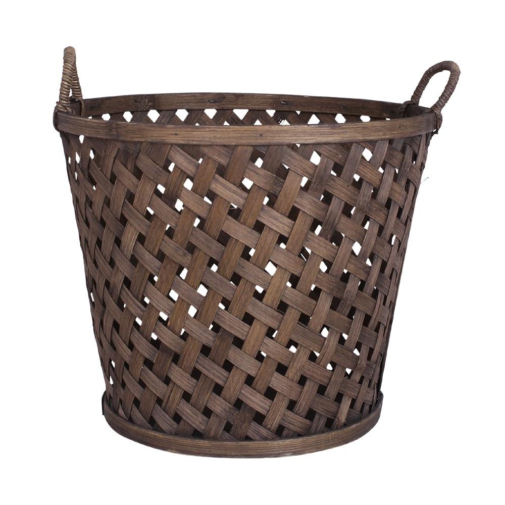 Coned Basket w. Handle Ida Large