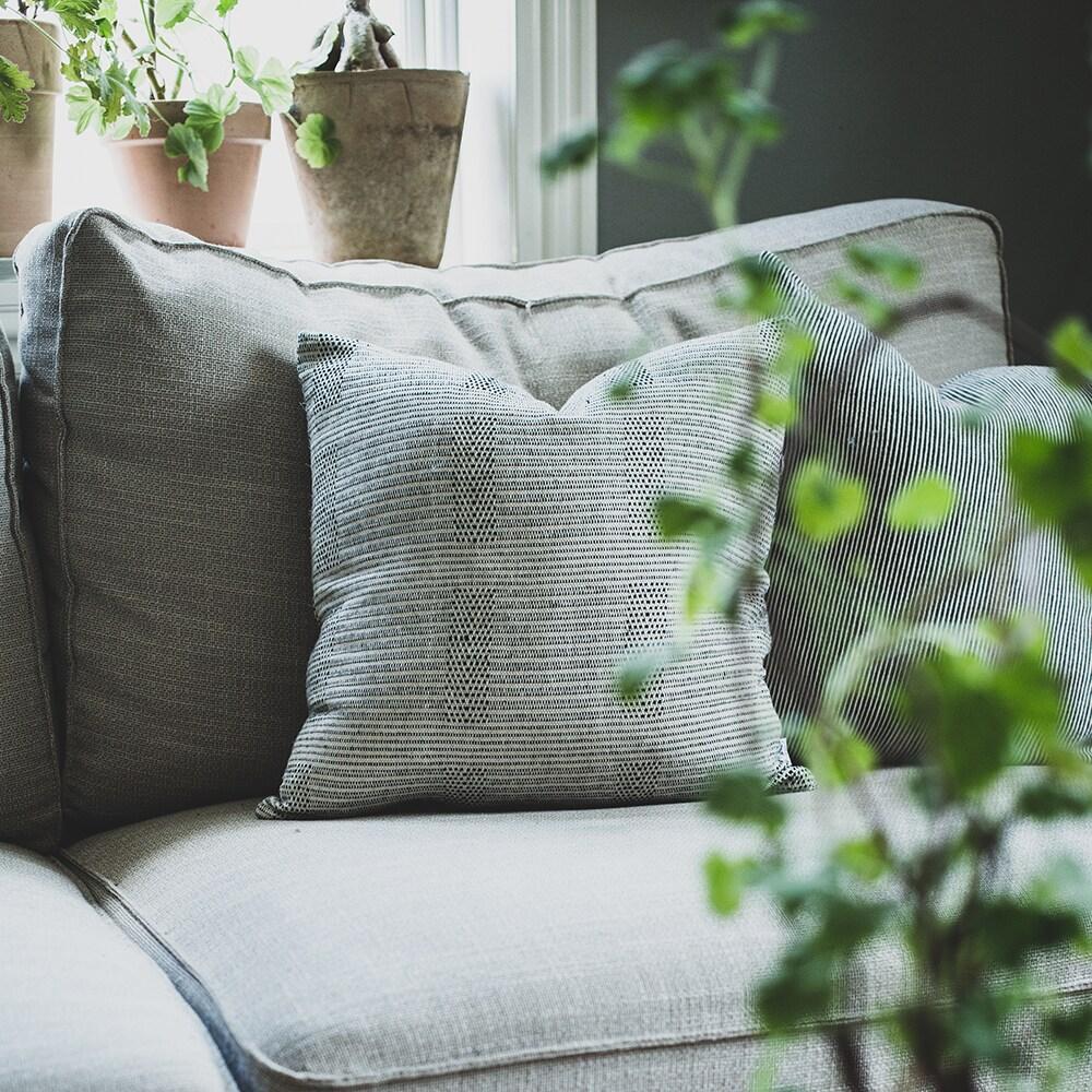 Cushion Cover Herbert Svart