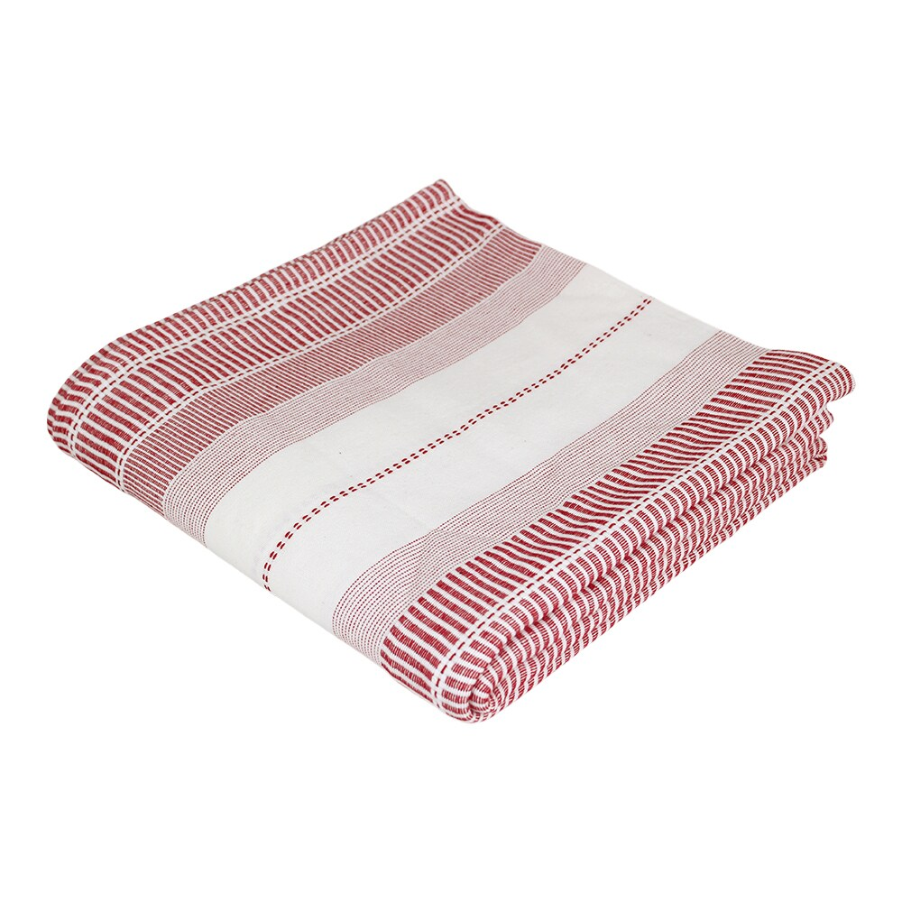 Table cloth Marianne Red/White