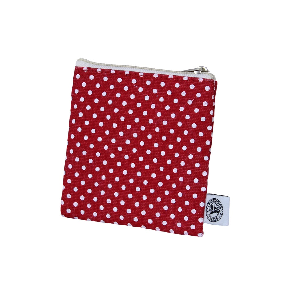 Purse Dot Red Small
