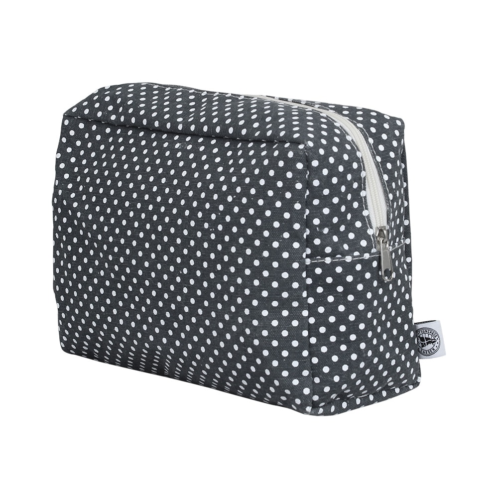 Toilet Bag Dot Blue