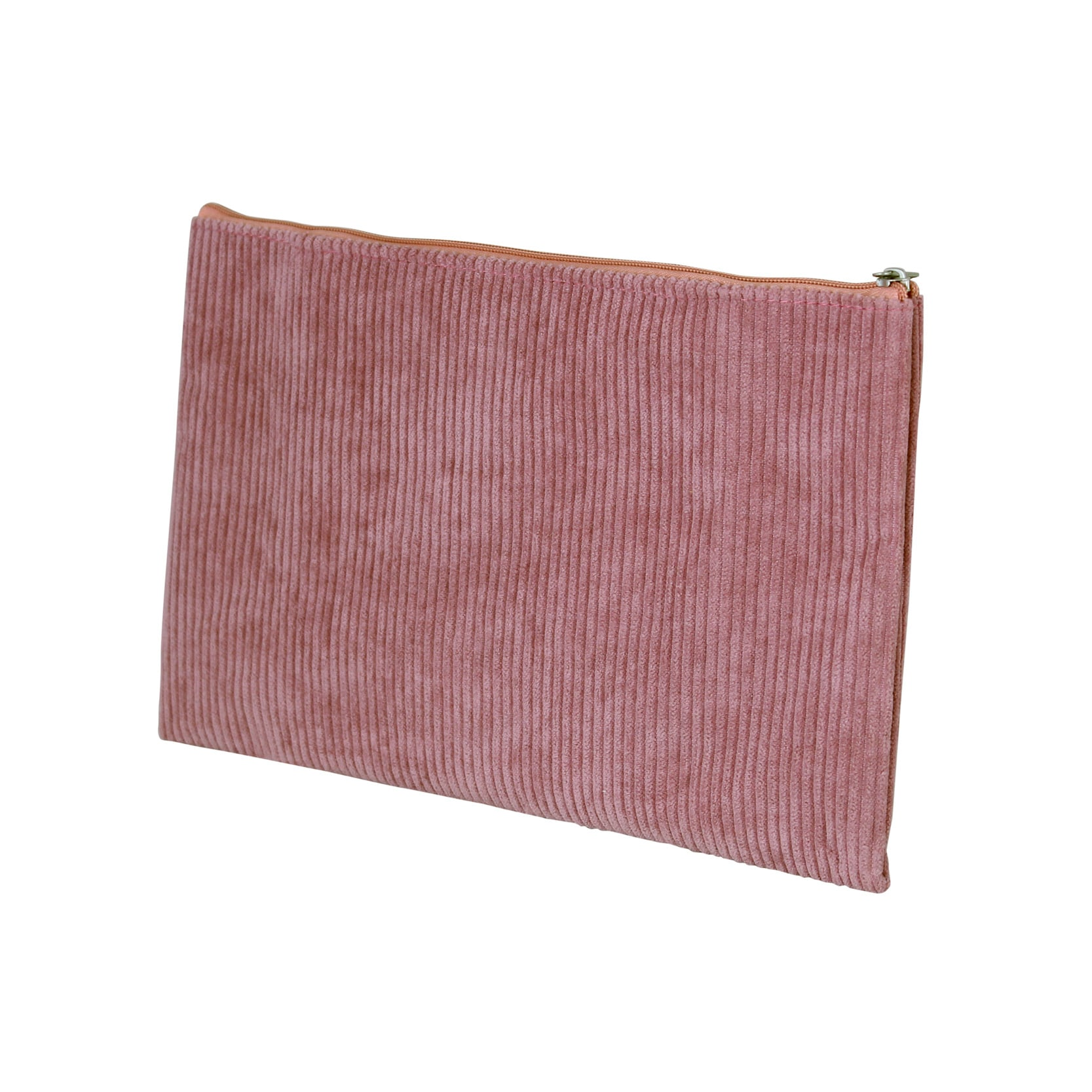 Toilet Bag Corduroy Pink