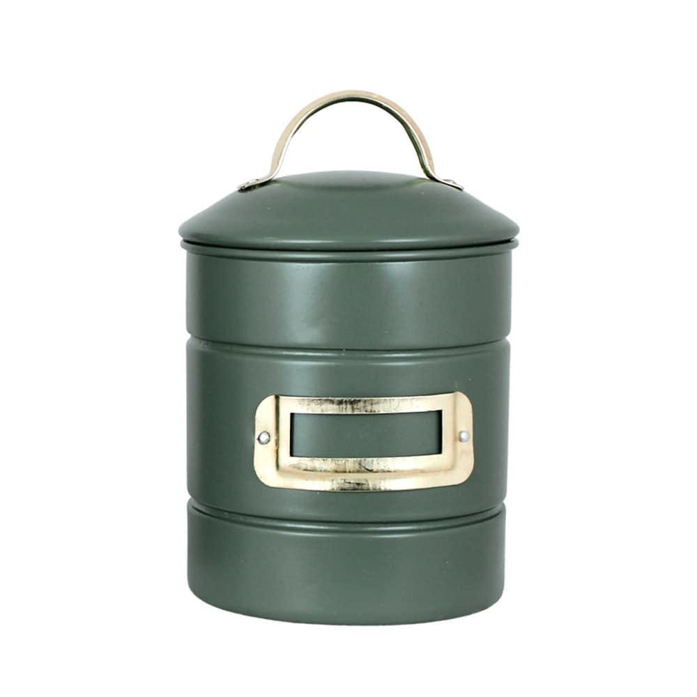 Tin Hilma Small Green/Brass