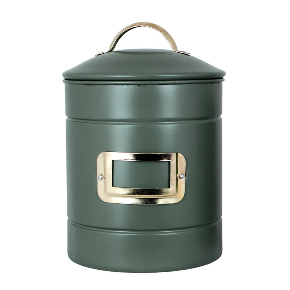 Tin Hilma Medium Green/Brass