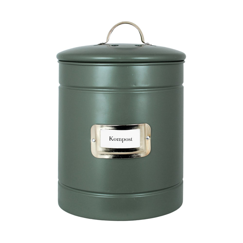 Tin Hilma Compost Green/Brass
