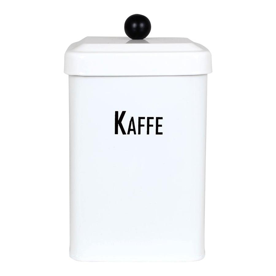 Tin Svarte Petter Kaffe Square