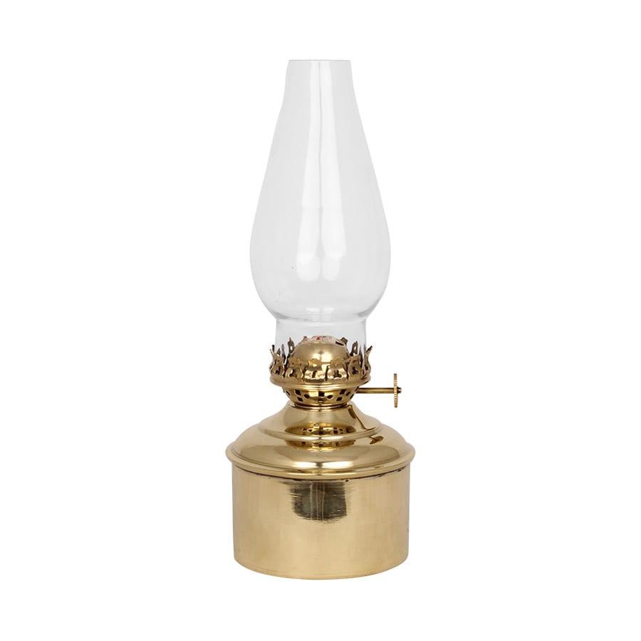 Kerosene Lamp Haga Brass