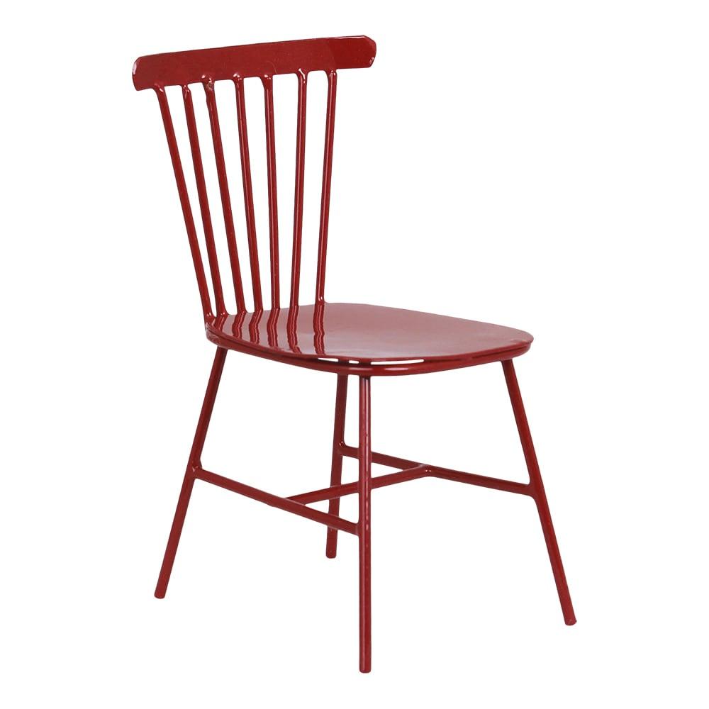 Decorative Chair Pinn Red