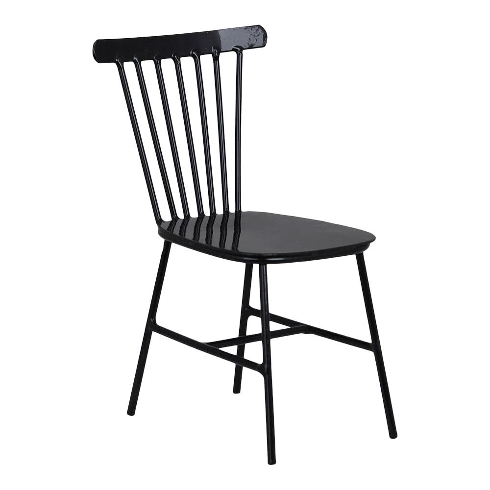 Decorative Chair Pinn Black