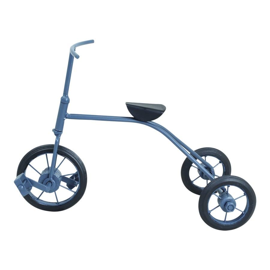 Trehjuling Blå