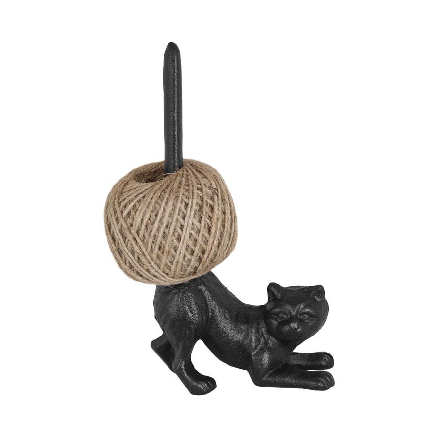 Snörhållare Katt Järn
