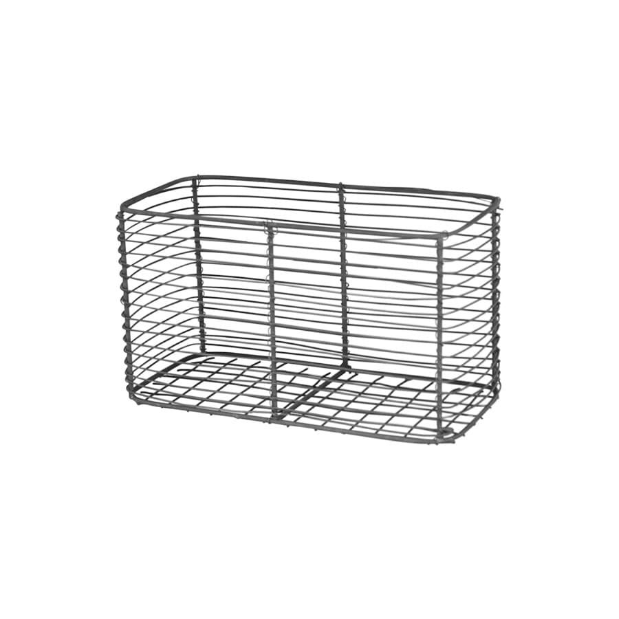 Small Wire Basket Zink