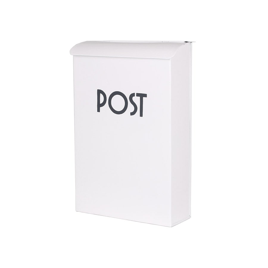 Post Box Off-White