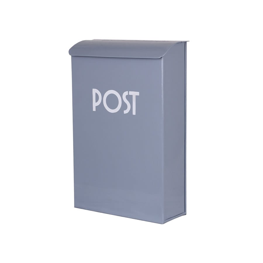 Post Box Blue