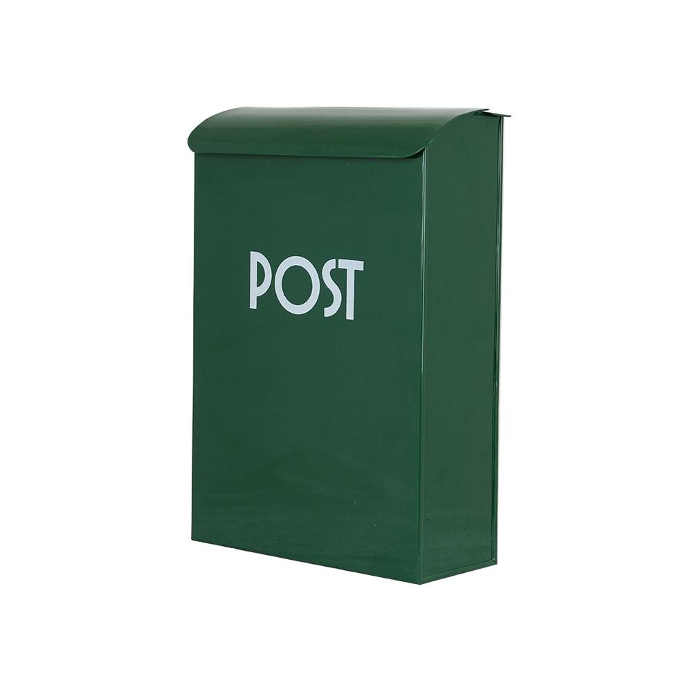 Postlåda Mörkgrön