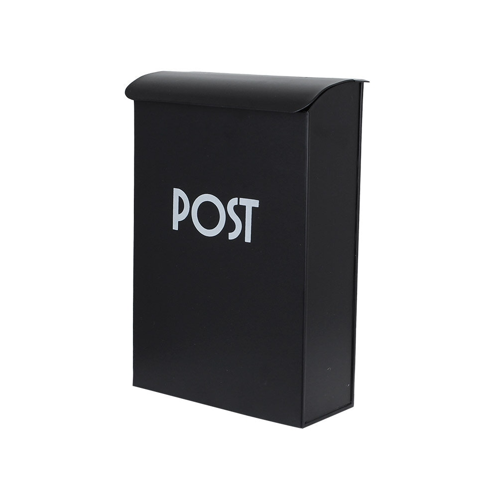 Post Box Hilma Black