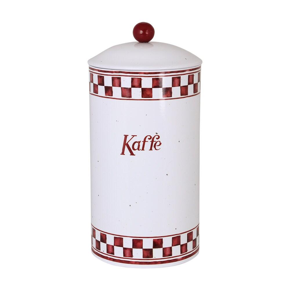 Tin Edith Kaffe Red