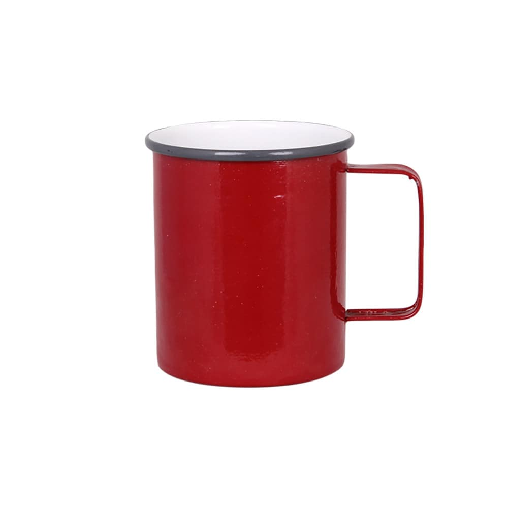 Mug w. Handle Olle Red
