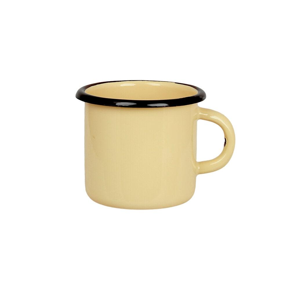 Mug Emil´s Enamel Yellow