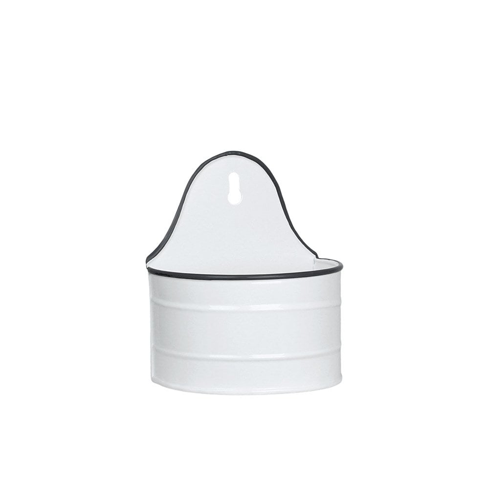 Wall Planter Olle White Small