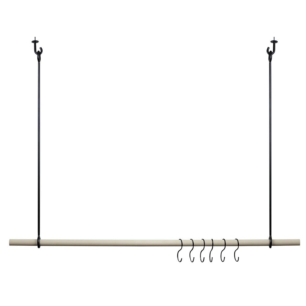 Coat Rack Algoth Black
