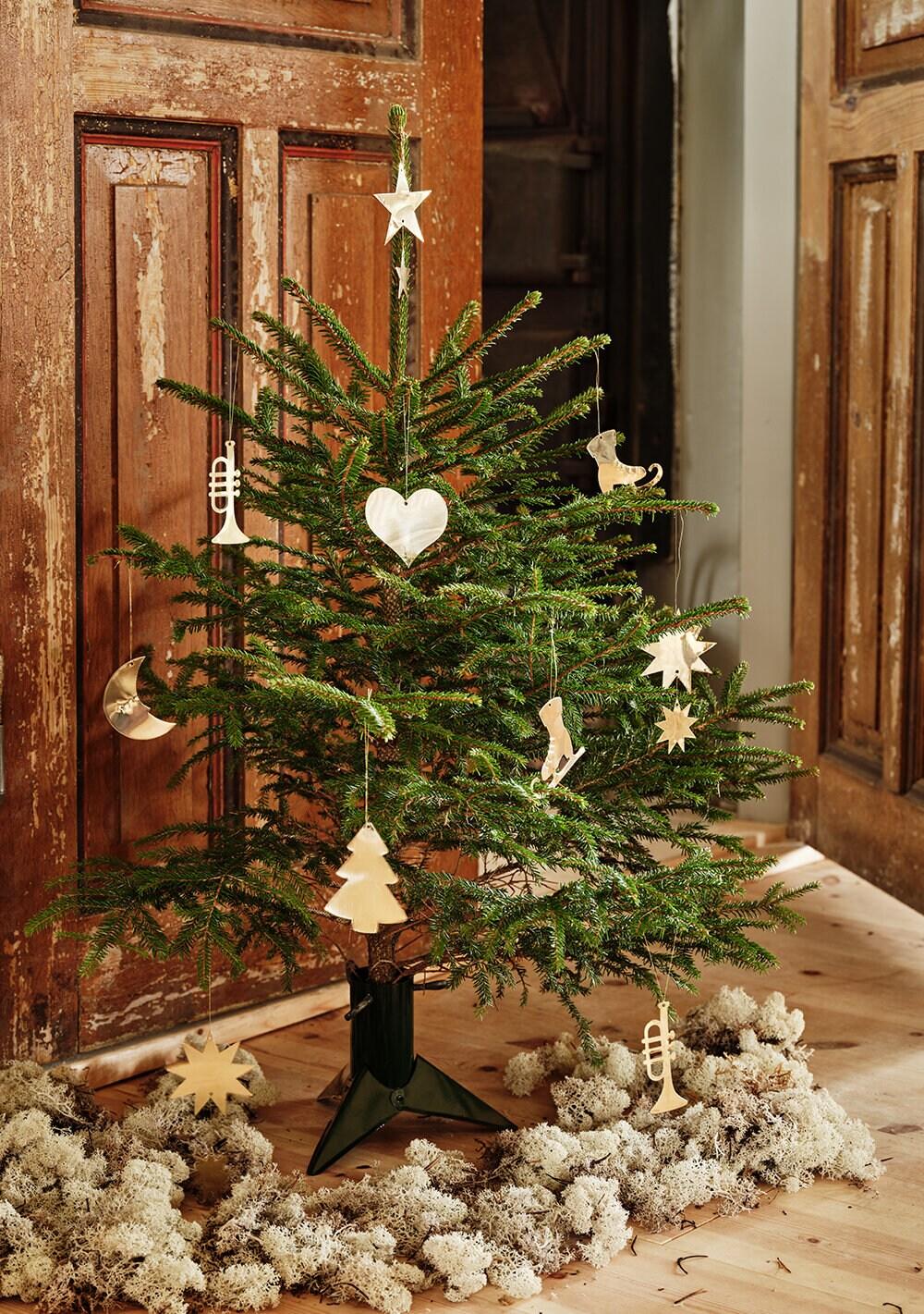 Hängande Ornament S/8 Mässing