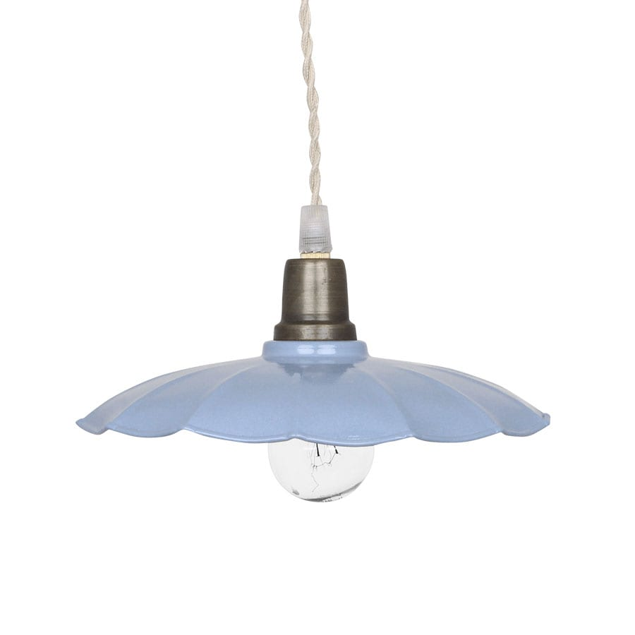 Pendant Lamp Gustav Light Blue