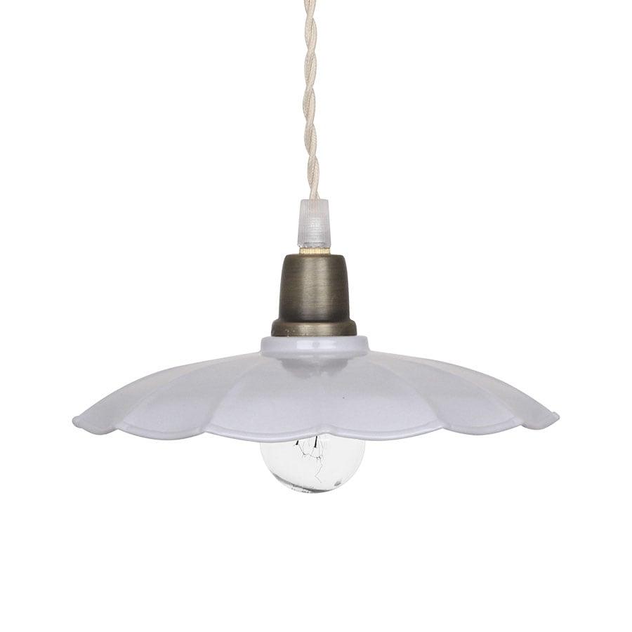 Pendant Lamp Gustav Light Grey