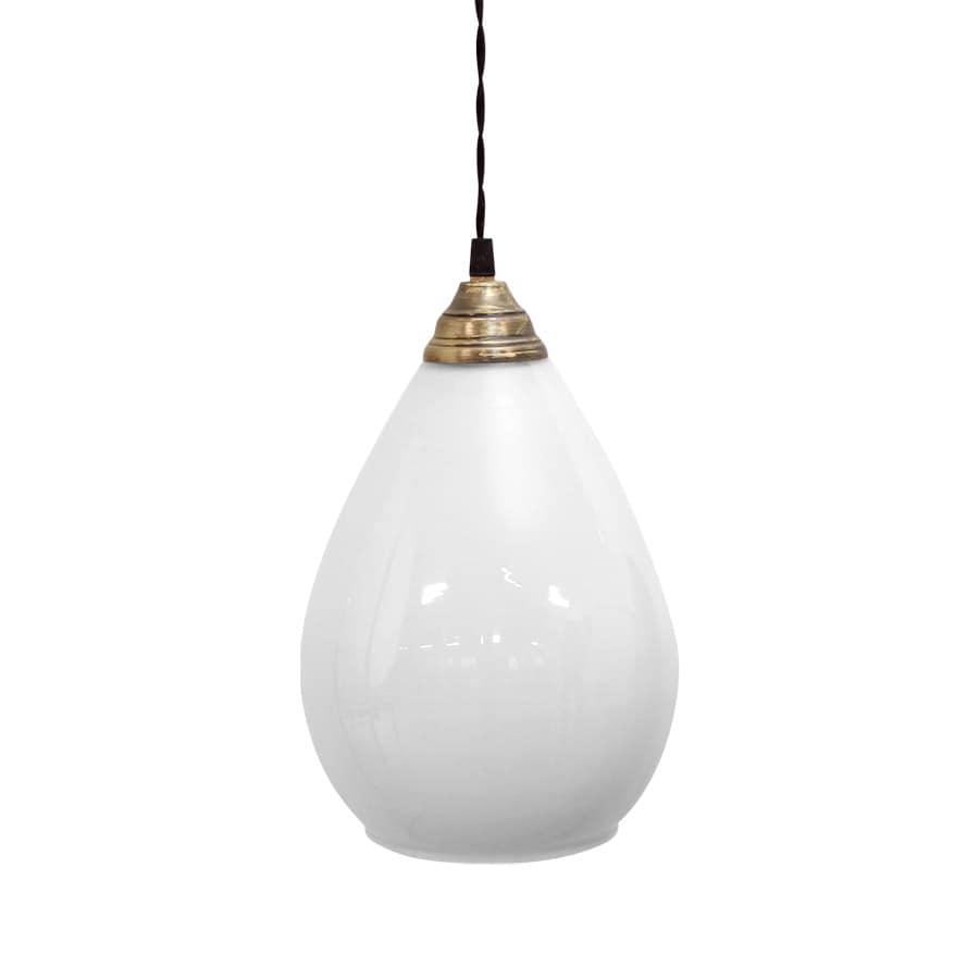 Pendant Lamp Agnes White Large