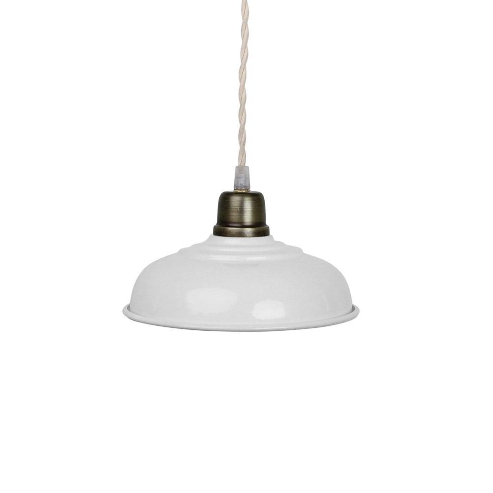 Pendant Lamp Birgith Antique White