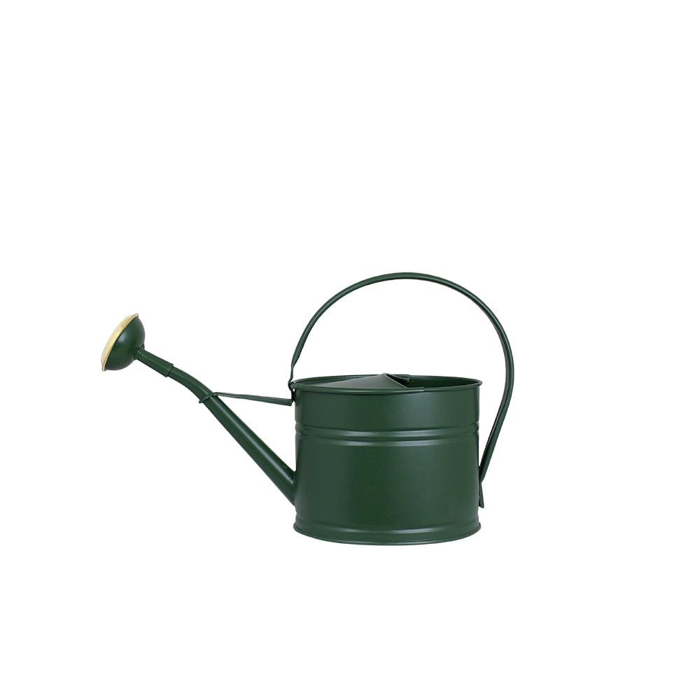 Vattenkanna Oval Mossgrön 1,7L