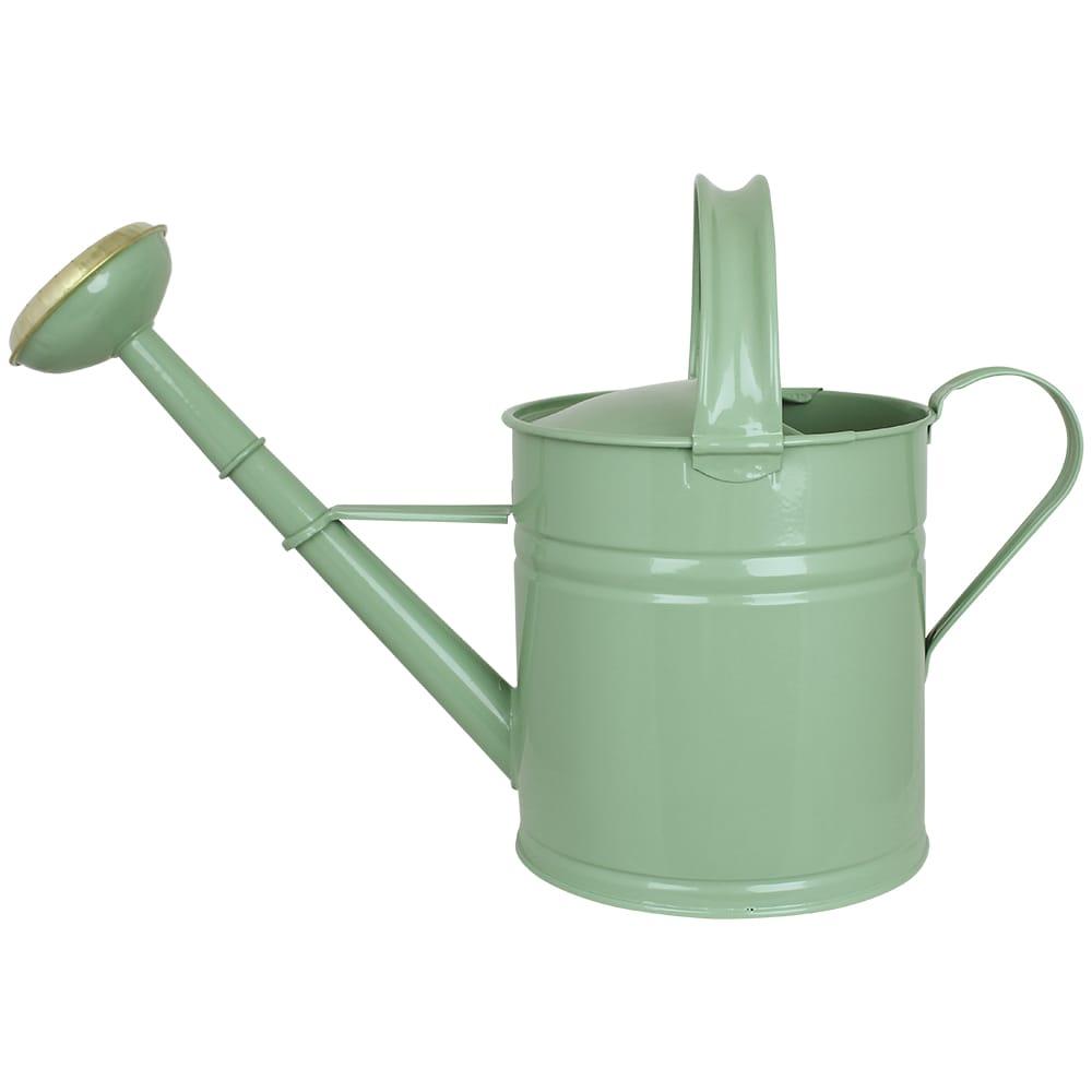 Vattenkanna Rund Salviagrön 8L
