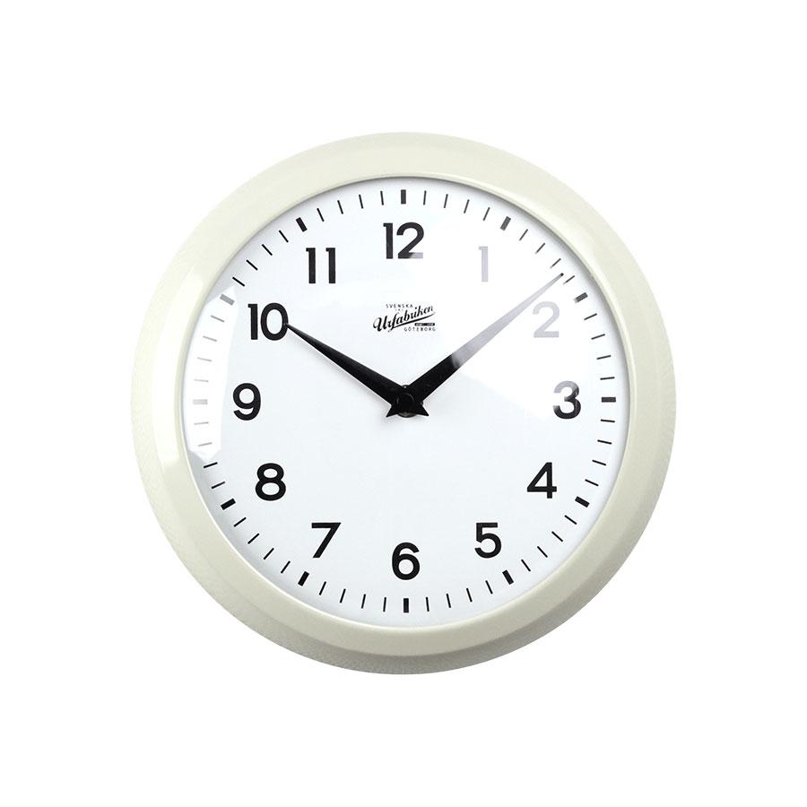 Wall Clock Folke Cream