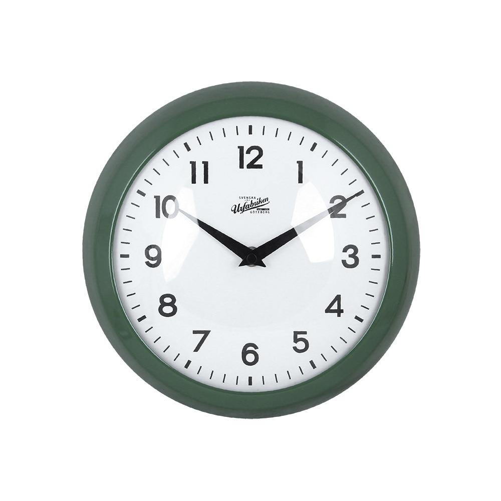 Wall Clock Folke Green
