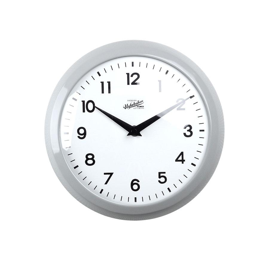 Wall Clock Folke Grey