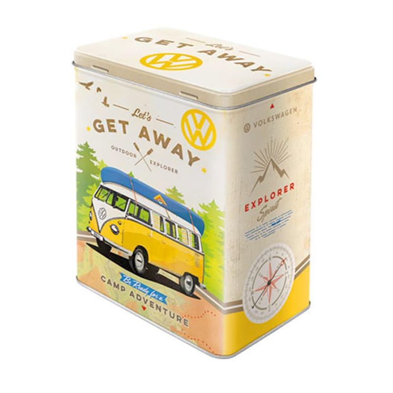 Plåtburk VW Buss Get Away