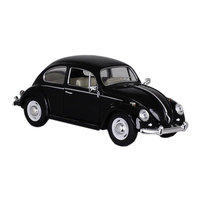 Modellbil VW Beetle 1967 Svart